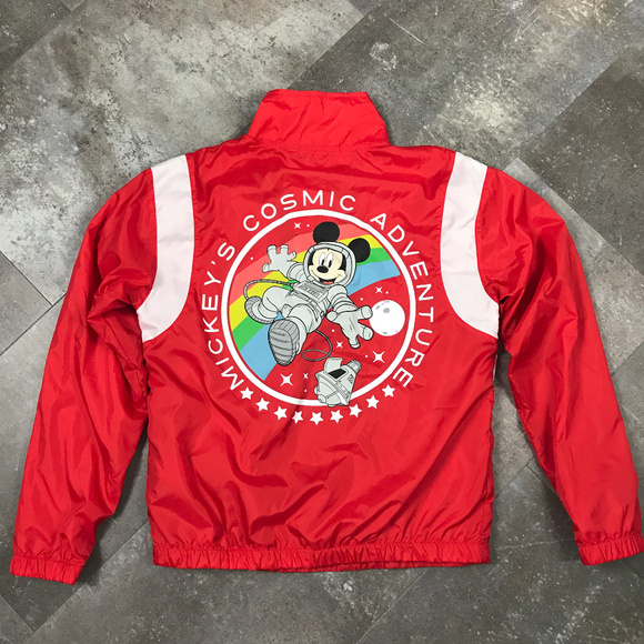 278eb3c4 Disney/Forever 21 Jackets & Coats | Mickeys Cosmic Adventure ...